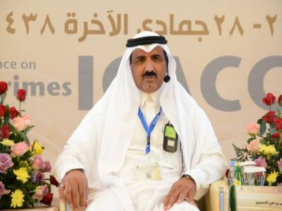 ضمن مؤتمرمكافحة الجرائم المعلوماتية بجامعة الملك خالد