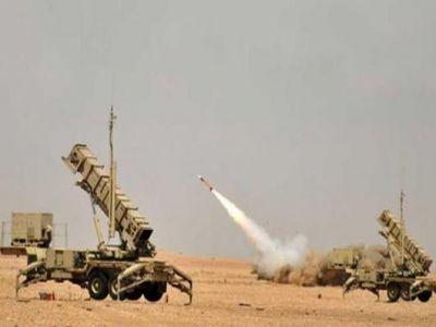 إعتراض أربعة صواريخ بالستية أطلقتها الميليشيات #الحوثية باتجاه مدينتي خميس مشيط و #أبها
