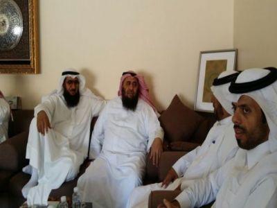 بن جايز ضيفاً على البشر في #الكويت