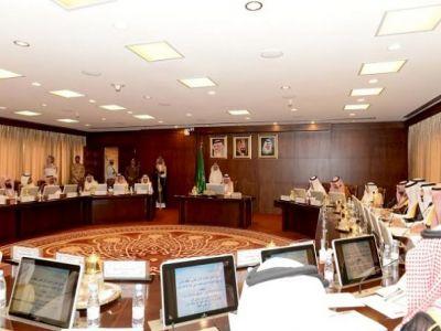 الأمير فيصل بن خالد يترأس اجتماع مجلس المنطقة في دورته العادية الثانية