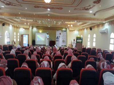 افتتاح مشروع تأهيل الشباب والفتيات على سوق العمل بـ #بني_عمرو