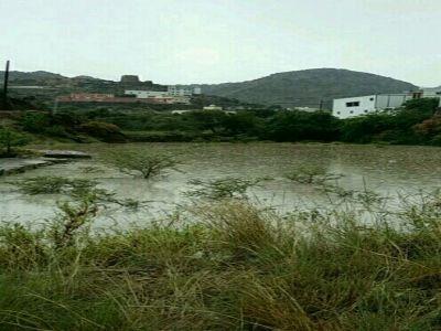 أمطار من خفيفة الى غزيرة على عدة محافظات في منطقة #عسير