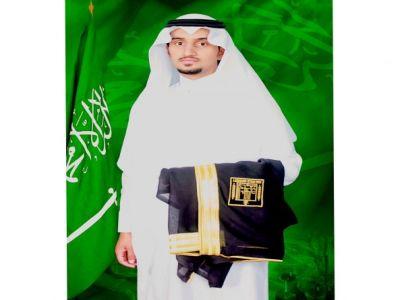 فهد بن قشيري مهندسا مدنيا