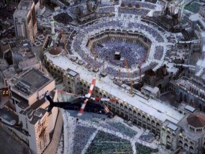 200 طلعة جوية ينفذها طيران الأمن خلال رمضان بسماء العاصمة المقدسة