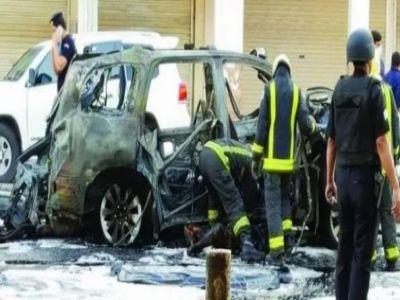 """""""الداخلية"""" تكشف نتائج التحقيقات عن السيارة التي سبق أن أعلن عن انفجارها في القطيف"""