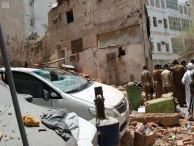 الداخلية : إحباط عمل إرهابي وشيك يستهدف أمن المسجد الحرام ومرتاديه
