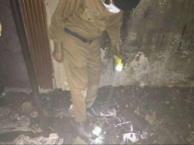 مدني عسير: لا إصابات في حريق قاعة احتفالات #بارق
