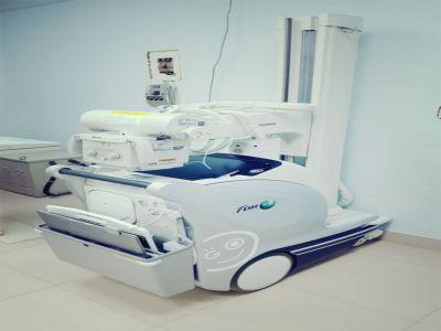 دعم مركز صحي #بارق بجهاز أشعة متنقل رقمي
