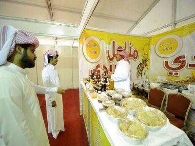 مهرجان العسل يفتتح نسخته الرابعة بحضور ١٥٠٠ زائر