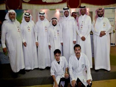 أكثر من 19 جهة حكومية و خاصة مشاركة في خيمة أبها التاسعة