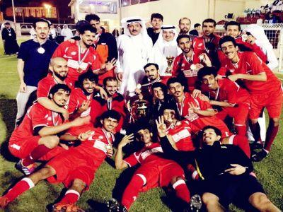 """فريق """"السد"""" يحقق بطولة #سلمان_الخير بـ #النماص"""
