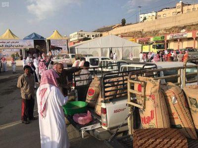"""مهرجان """"البُر"""" الثالث بـ #بللسمر يختتم اليوم فعالياته"""