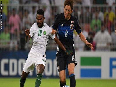الأخضر أول منتخب عربي في كأس العالم 2018