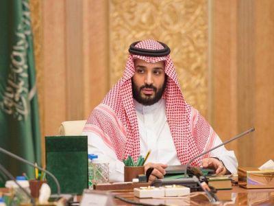 ولي العهد يتلقى اتصالاً هاتفياً من أمير دولة قطر
