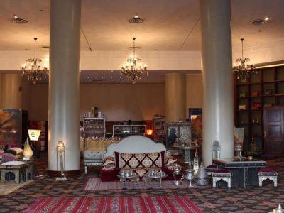 الأصالة المغربية تفتح أبوابها بعاصمة السياحة العربية