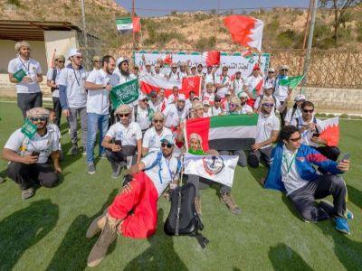 هايكنج السعودية يقيم فعالية بمناسبة اليوم الوطني في #عسير