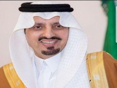 فيصل بن خالد يرعى تكريم الدعاة المتميزين بالمنطقة .