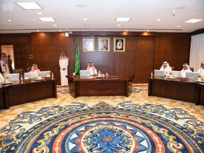 نائب أمير عسير يترأس اجتماع الفريق التنسيقي التنموي للمنطقة