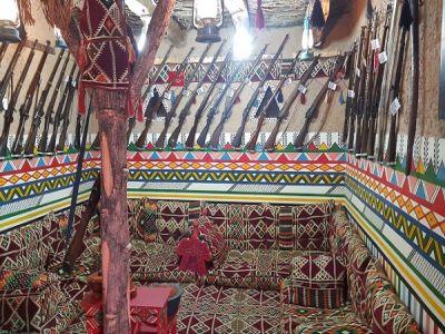 """متحف """"ولد اسلم"""" مقصدا سياحيا لزوار تهامة عسير"""