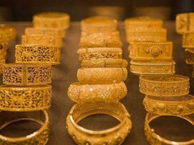 الذهب يصعد لأعلى مستوى في شهر عند 1292 دولار للأوقية