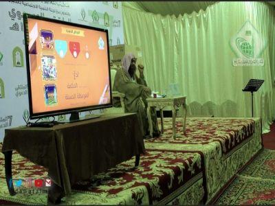 مكتب الدعوة والإرشاد بمحافظة رجال ألمع يحقق نجاحا كبيرا في الملتقى الدعوي السابع