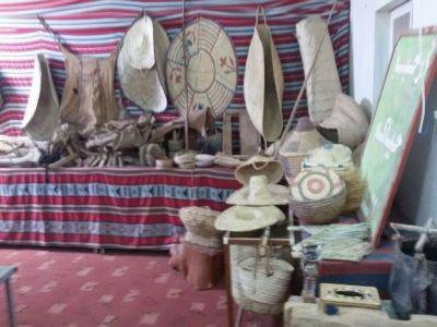 متحف هجرة بلقرب يزخر بأكثر من ١٠٠٠ قطعة أثرية وتراثية