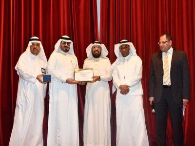 مجموعة السعودي الألماني تكرم عدد من الكفاءات الوطنية