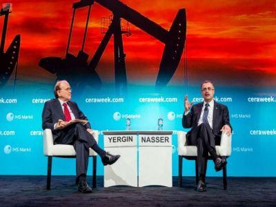 رئيس أرامكو: ابتكارات كثيرة ومبشرة في مجال النفط