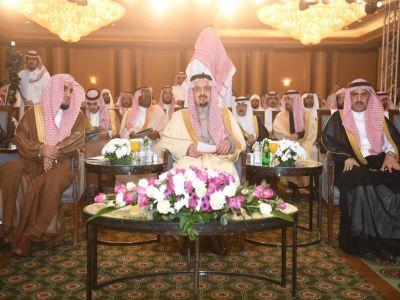 أمير عسير يرعى حفل تخريج حفظة القرآن الكريم بالمنطقة