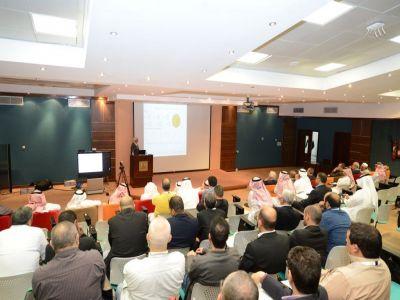 ٢٢٠ متدرب ومتدربة في المؤتمر الدولي الأول للرياضيات الذي تنظمه جامعة الملك خالد