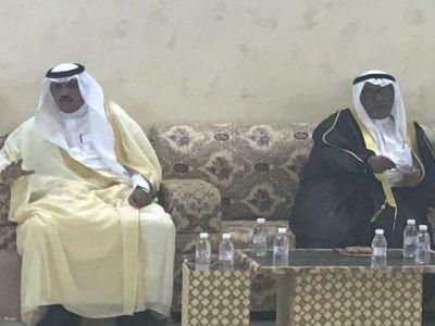 قبيلة آل شنيّه تكرّم هاشم بن عوض عضو المجلس المحلي لمحافظة #بارق