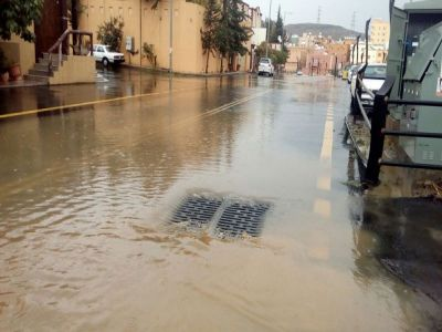 بيان مدني #عسير حول الحوادث المصاحبه لأمطار اليوم الثلاثاء