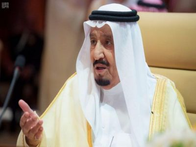 """خادم الحرمين الشريفين يُعلن تسمية القمة العربية الـ 29 بـ """"قمة القدس"""""""