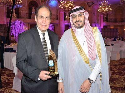 مجموعة مستشفيات السعودي الألماني تحصد جائزة أكثر 100علامة تجارية