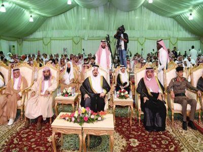 أمير عسير يرعى الحفل الختامي لفعاليات خيمة أبها الدعوية العاشر