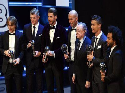 رسمياً: الفيفا يكشف عن قائمة المرشحين للفوز بجائزة أفضل لاعب بالعالم
