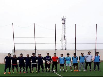 المباراة الختامية لبطولة #تنومة تجمع الحد الجنوبي ونادي الحي بالنماص