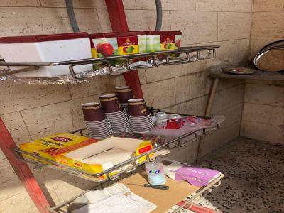 بلدية بارق تغلق 6 مقاهي في المحافظة  