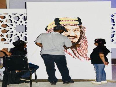 بحضور جمهور كبير امتد بين جنبات مهرجان صفري بيشة تم تدشين إنطلاق فعاليات (جادة الفن) بافتتاح مهرجان صفري بيشة