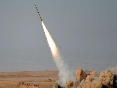 قوات الدفاع الجوي الملكي السعودي تعترض صاروخاً باليستياً وتدمره