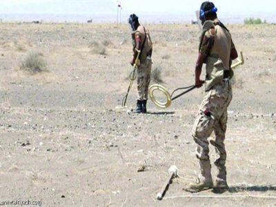 """مسام"""" تنزع 7416 لغماً في اليمن خلال 102 يوماً"""