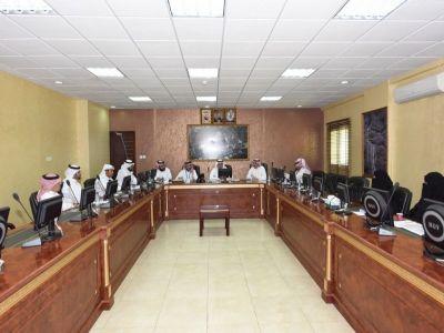 المجلس الاستشاري بصحة عسير يعقد اجتماعاً بحضور أعضائه من المواطنين والمواطنات