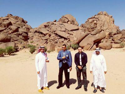 السياحة تختار ٤ مواقع قابلة لاحتضان أنماط السياحة الصحراوية