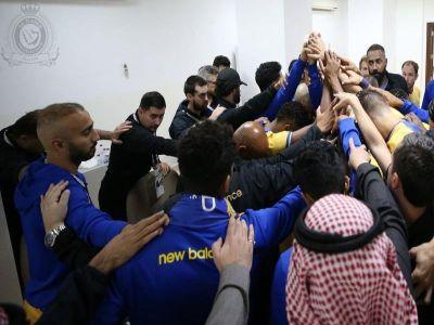 النصر يغادر إلى الجزائر اليوم.... و قرار طبي يحدد مصير هوساوي