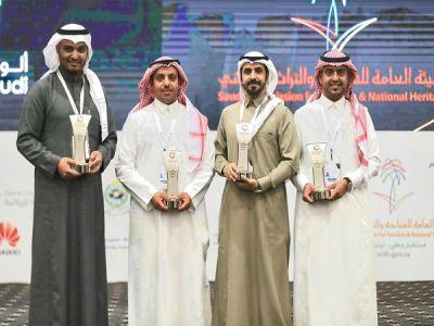 نادي عسير الفوتوغرافي يحصد المراكز الأولى في عدة محاور بمسابقة الوان السعودية ٢٠١٨
