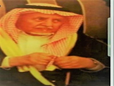 الأستاذ فايز بن عبدالرحمن بن سعيد أبو رياض إلى رحمة الله تعالى