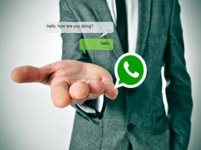 فيسبوك تبدأ في طرح واتساب بيزنس لأجهزة ايفون