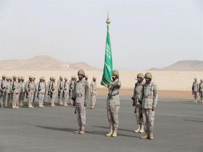 """انطلاق مناورات التمرين السعودي البريطاني """"جند الصحراء 3"""" في المنطقة الشمالية الغربية"""