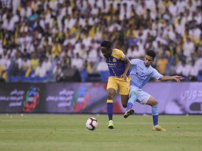 النصر يتوج بلقب دوري كأس الأمير محمد بن سلمان للمحترفين لكرة القدم للمرة الثامنة