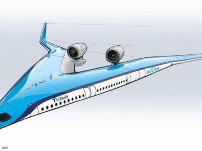 هولندا تقرر تطوير طائرة تحمل الركاب في الجناحين